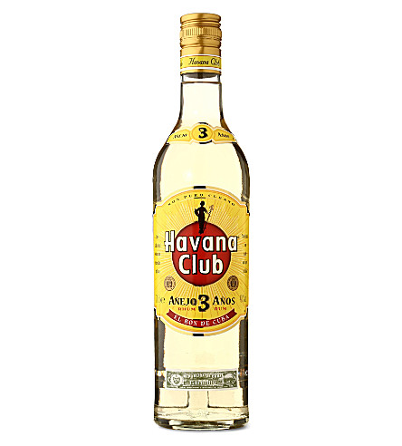 HAVANNA CLUB 3yo 朗姆酒700毫升