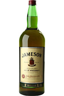 JAMESON Irish whiskey 4500ml