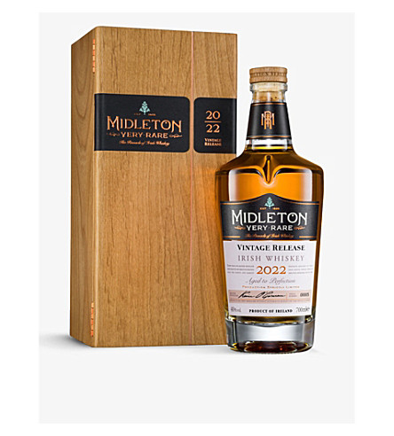 IRISH WHISKY Very Rare Irish whiskey 700ml