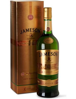 JAMESON Gold Reserve whiskey 700ml
