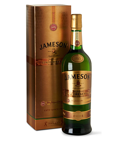 Gold Reserve whiskey 700ml