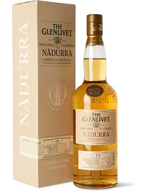 Glenlivet Nàdurra 16 year old single malt Scotch whisky 700ml