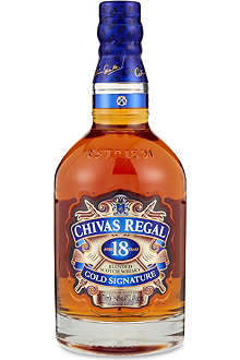 CHIVAS REGAL Chivas Regal Gold Signature blend whisky 700ml