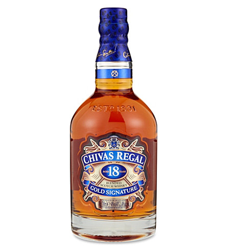 CHIVAS REGAL Chivas Regal 金招牌混合威士忌700ml
