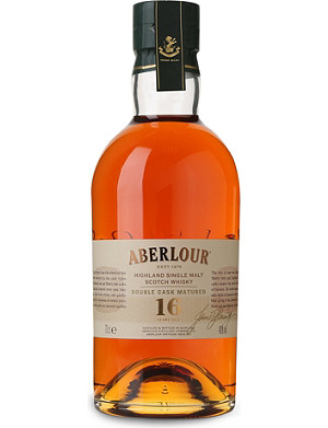 ABERLOUR Highland 16 year old Scotch whisky 700ml