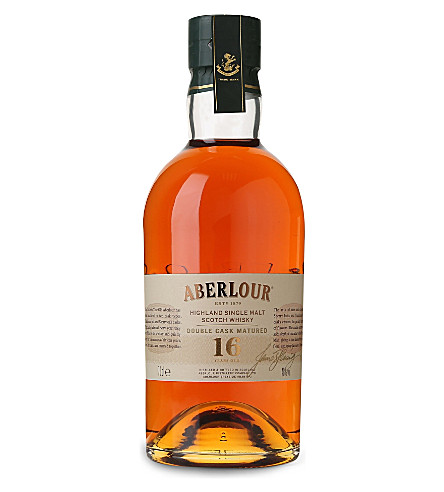 ABERLOUR Highland 16 year old Scotch whisky 700ml