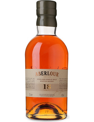 ABERLOUR Highland 18 year old Scotch whisky 700ml