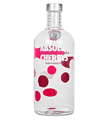 ABSOLUT Cherrys vodka 700ml