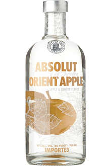 ABSOLUT Orient Apple vodka 700ml