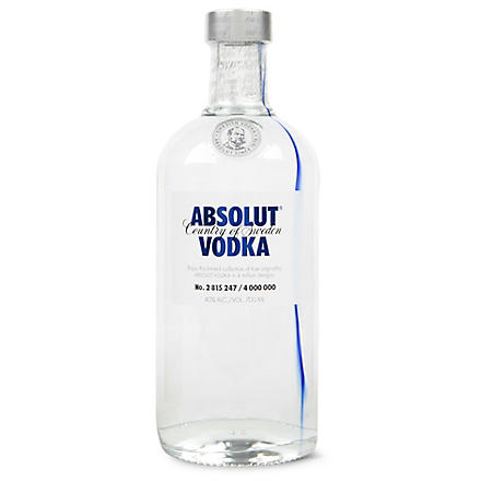 Absolut Originality 700ml