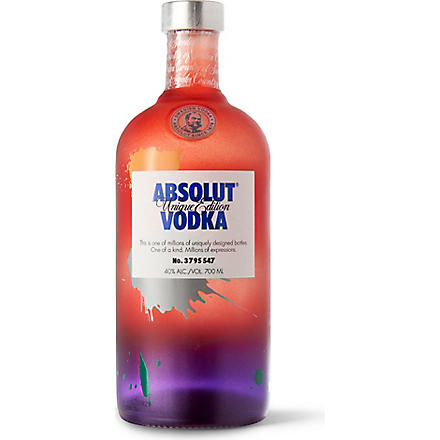 ABSOLUT Absolut Unique 700ml assorted designs
