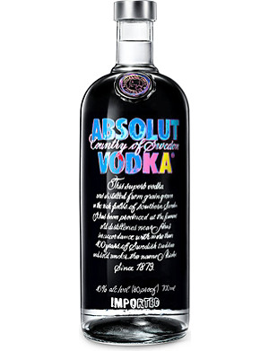 ABSOLUT Warhol 700ml