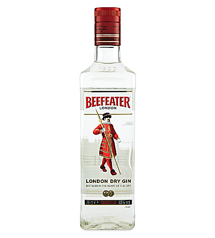 BEEFEATER Inside London limited edition gin 700ml