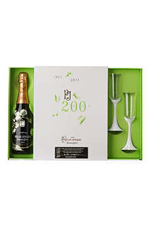 Belle Epoque Daniel Arsham gift set 750ml