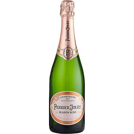 PERRIER JOUET Rosé NV chiller gift set 750ml