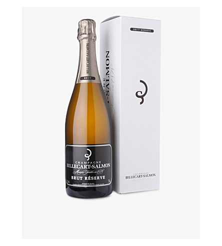 BILLECART SALMON Brut nv giftbox 750ml