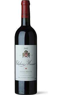 CHATEAU MUSAR Gaston Hochar 2002 750ml