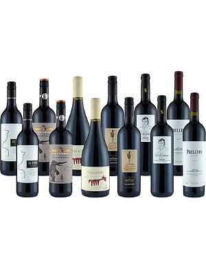 NONE Bbq beauties wine 12x750ml