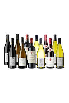 SOMMELIERS SELECTION Classic france case 12x750ml