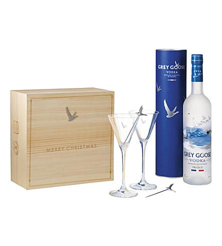 GREY GOOSE Grey Goose Vodka Martini gift box 700ml