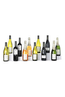 SOMMELIERS SELECTION Premium case 12 x 750ml