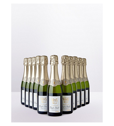 SELFRIDGES SELECTION Brut case 12 x 375ml