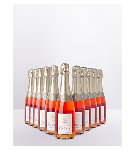 SELFRIDGES SELECTION Rosé case 12 x 375ml