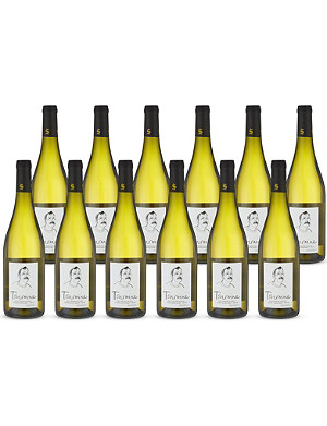 SELFRIDGES SELECTION Touraine case 12 x 750ml