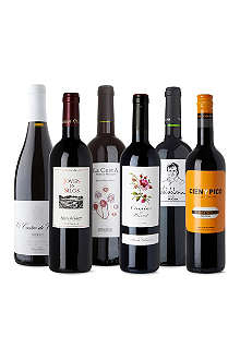 SOMMELIERS SELECTION Spanish Classics case 6 x 750ml