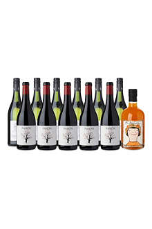 SOMMELIERS SELECTION Summer Sips case 11 x 750ml, 1 x 500ml