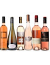 SOMMELIERS SELECTION Think Pink case 6 x 750ml