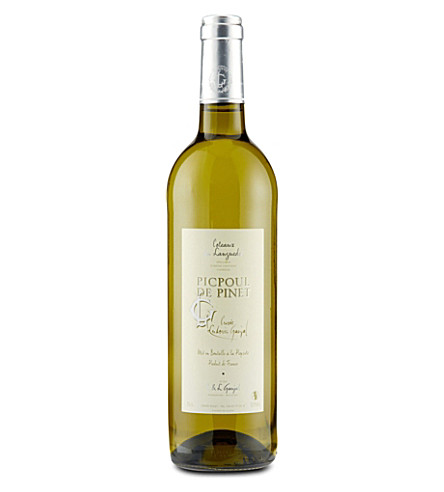 FRANCE Picpoul de Pinet Cuvée 朱利 Gaujal, 2008