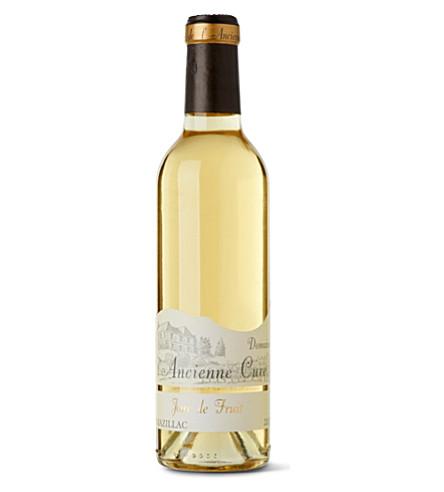 FRANCE Domaine L'Ancienne Cure Monbazillac dessert wine 375ml