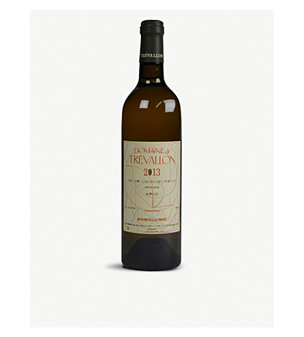 FRANCE Trévallon blanc 2014 750ml