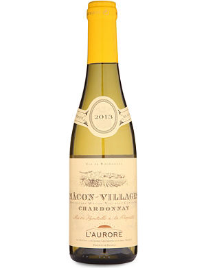 BURGUNDY Macon villages cave de l'aurore 375ml