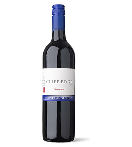 MOUNT LANGI GIRAN Cliff Edge Shiraz 2004