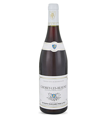 BURGUNDY Chorey les Beaune Rouge 2013 750ml