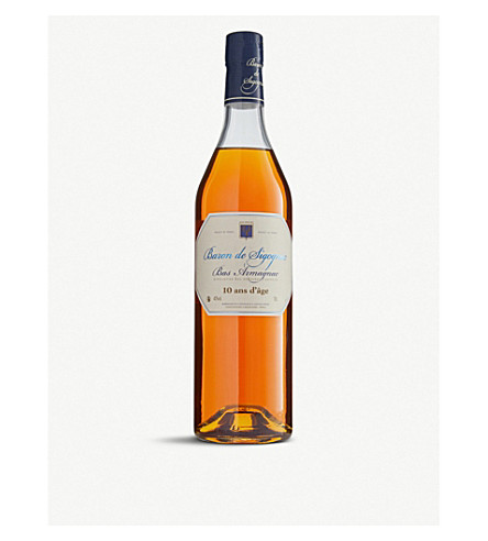 BARON DE SIGOGNAC Ten year old 700ml