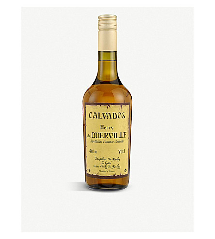 FRANCE Henry de Querville Calvados whisky 700ml