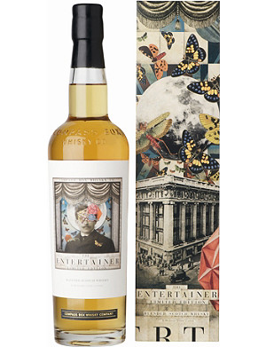 COMPASS BOX The Entertainer limited edition blended Scotch whisky 700ml