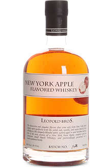 LEOPOLD BROS New York apple whisky 700ml