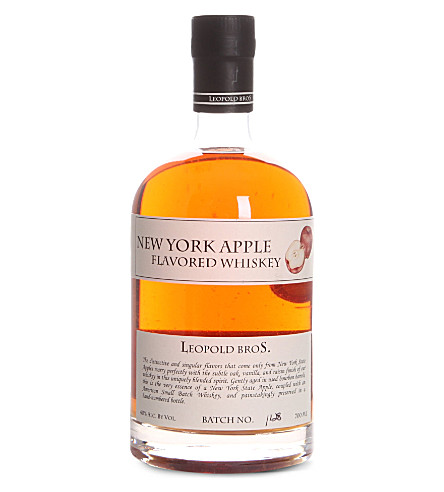WORLD WHISKEY New York apple whisky 700ml