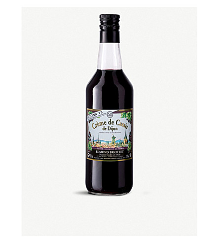 BRIOTTET Cassis 700ml