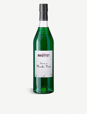 BRIOTTET Creme de Menthe verde 700ml