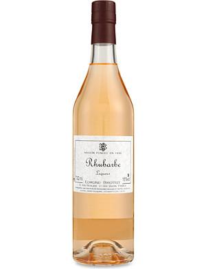 BRIOTTET Maison Briottet Rhubarb liqueur 700ml