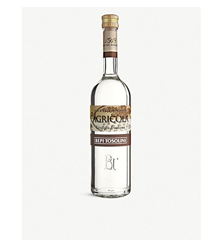 BEPI TOSOLINI Agricola Grappa 500ml