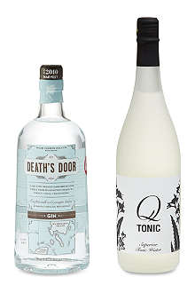 NONE Death's Door Gin & Tonic gift pack 750ml