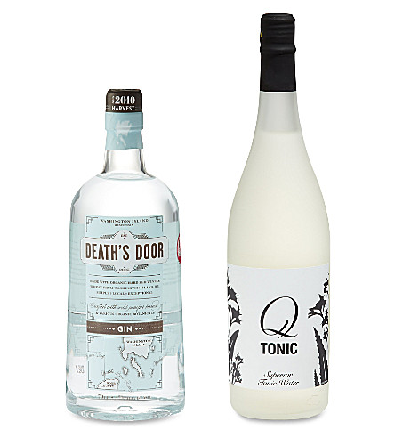 Death's Door Gin & Tonic gift pack 750ml