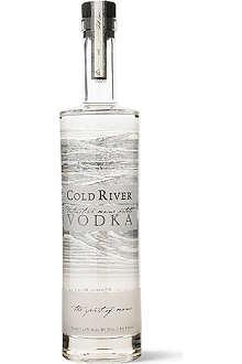 COLD RIVER Vodka 700ml