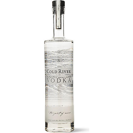 COLD RIVER Vodka 700ml